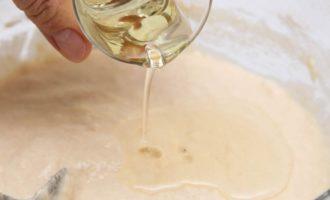 Тонкие блины на молоке и кефире с дырочками