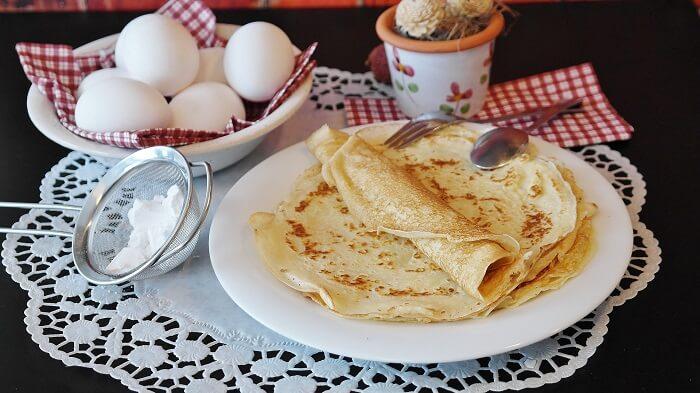 Блины к завтраку